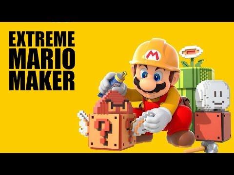 Dunkey - Extreme Mario Maker