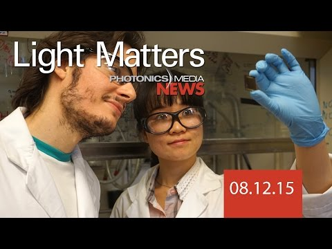 Crystal Light - LIGHT MATTERS 08.12.2015