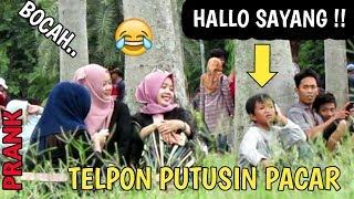 Video ANAK KECIL..!! TELPONAN DIPUTUSIN PACAR DISAMPING ORANG || Prank Indonesia MP3, 3GP, MP4, WEBM, AVI, FLV April 2019