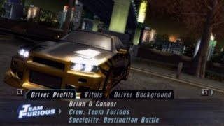 Nonton The Fast   The Furious  Tokyo Drift Ps2   Vs  Brian O Connor Film Subtitle Indonesia Streaming Movie Download