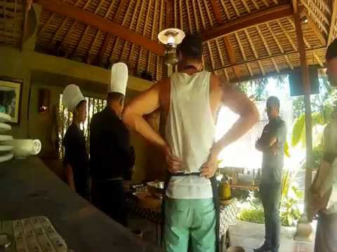Travel around the world #2 Bali, Dana Hostel VS Plataran Accomodation Fight