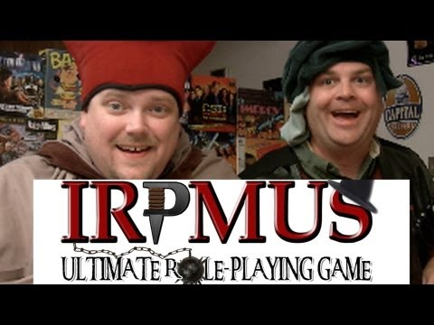 roleplaying - WATCH THE NEW LIVE SHOW http://beerandboard.com/live IRPMUS KICKSTARTER: http://www.kickstarter.com/projects/nhgames/irpmus-ultimate-role-playing-game?ref=li...