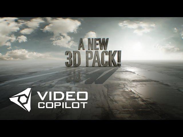 Teaser New 3d Pack From Video Copilot 100 Free | Mp3DownloadOnline.com