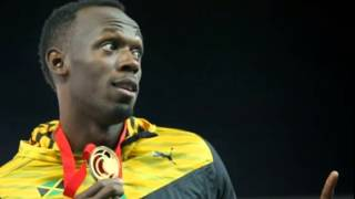 Usain Bolt Charms As Jamaica And Kenya Dominate