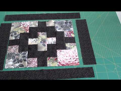 fantasioso blocco in patchwork