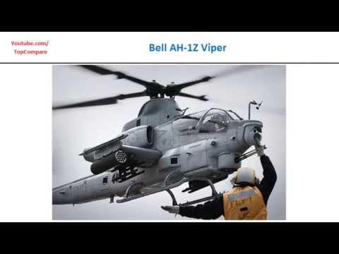Bell AH-1Z Viper VS Kawasaki OH-1,...
