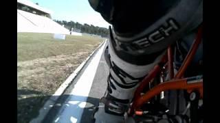10. KTM 990 Supermoto R Hockenheim 3.10.2011