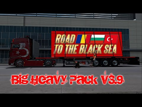 Big Heavy Pack v3.9 1.36
