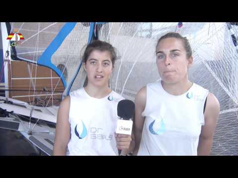 Saludos Silvia Roca y Aura Miquel desde Santander