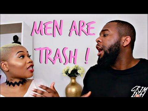 MEN ARE TRASH, YORUBA DEMONS & BODY COUNTS FT. @OYEMYKKE