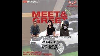 Video Meet & Greet Oto Driver with MotoMobi at Booth Wuling Motors GIIAS 2017 | LIVE RECORD MP3, 3GP, MP4, WEBM, AVI, FLV Agustus 2017