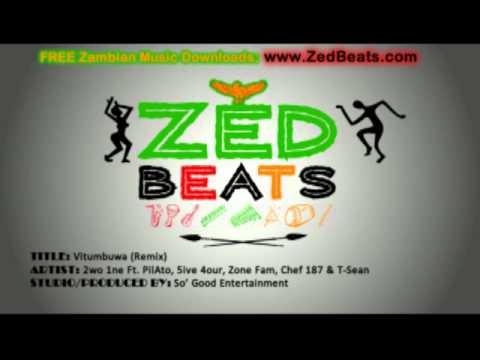 Vitumbuwa (All-Star Remix) - 2wo 1ne Ft. PilAto, 5ive 4our, Zone Fam, Chef 187 & T-Sean