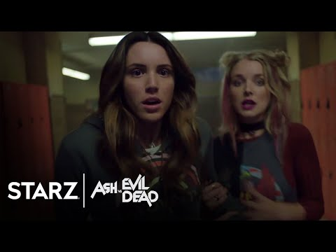 Ash vs Evil Dead | Daughter Trailer | STARZ