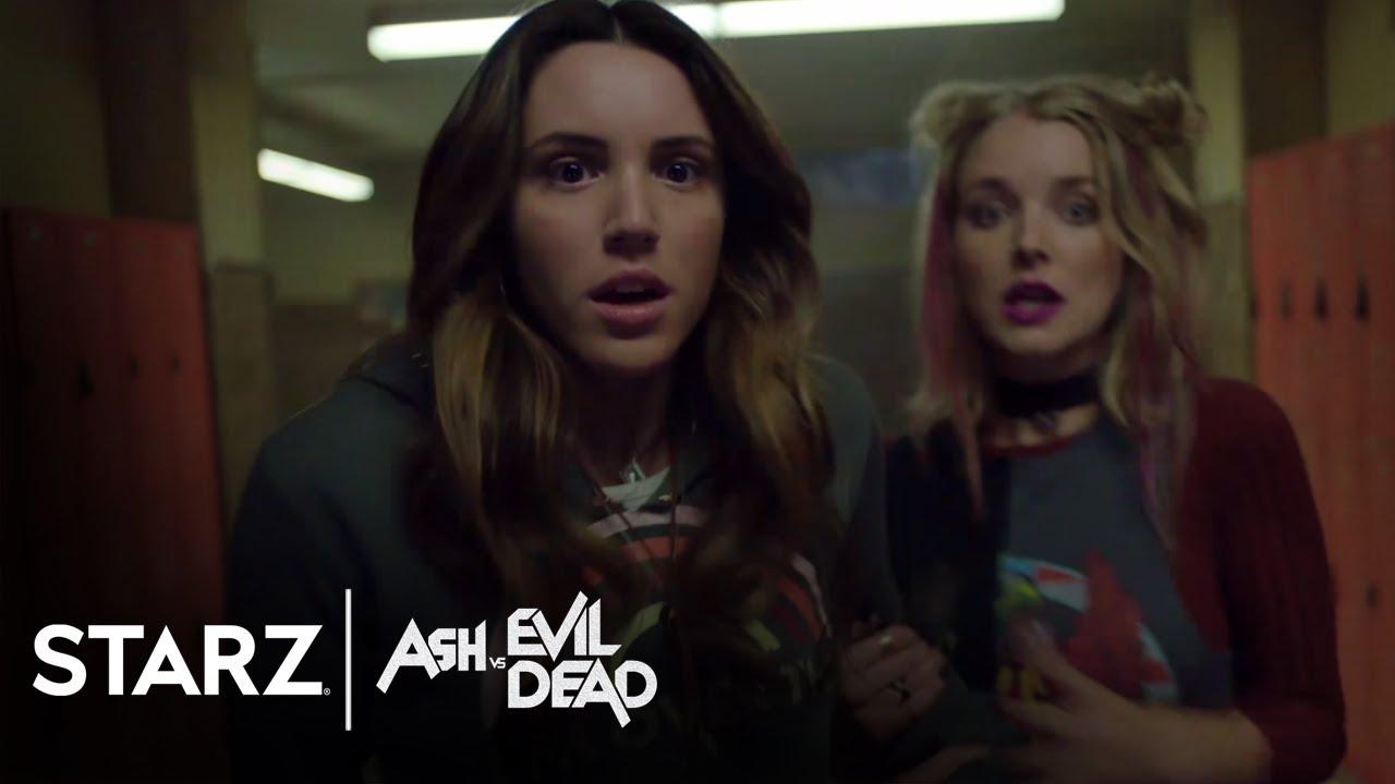 Ash vs Evil Dead | Daughter Trailer | STARZ