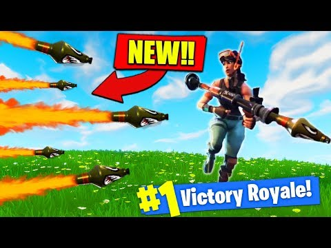 CRAZY *NEW* BLITZ MODE In Fortnite Battle Royale!