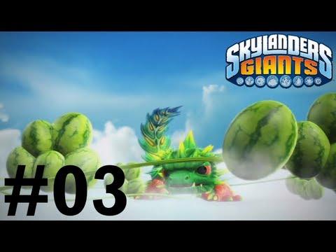 skylanders giants wii u youtube