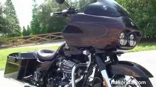 1. Used 2012 Harley Davidson CVO Road Glide Motorcycles for sale in Miami, FL