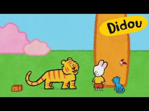Didou - Dessine-moi un tigre S03E28 HD
