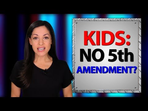 Amendment - High school teacher John Dryden from Illinois faces disciplinary action from his school district for informing kids they had the right to not answer question...