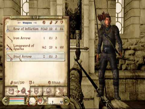 Make money fast in TES: Oblivion