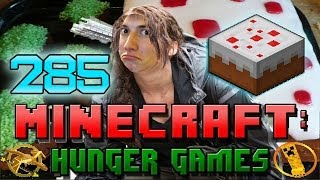 Minecraft: Hunger Games w/Mitch! Game 285 - CAKE!