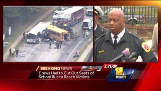 Video: Police provide update on fatal bus crash