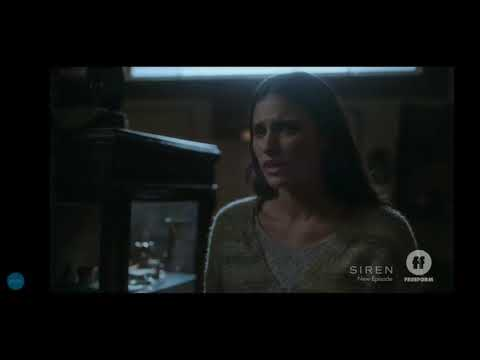 Siren 3x09- Ryn finds out Hunter is alive