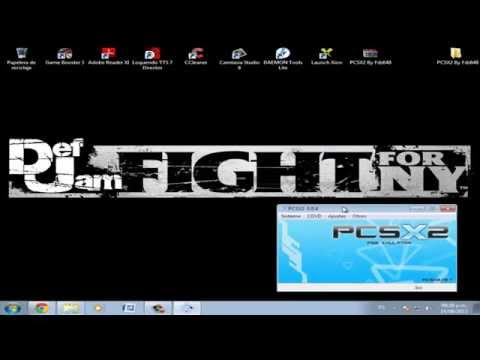 Como Descargar Def Jam Fight For Ny Sin Utorrent Mas Emulador Ps2 Configurado