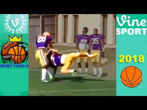 The Best Sports Vines of June 2018 - Ep#2 (видео)