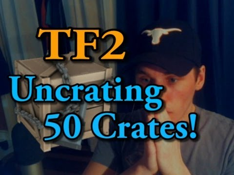 tf2 - Tackling 50 crates in this video. They range from series number 41-55, then 1-5. +Like to help spread the infection! :) Videos you may have missed: Infectona...