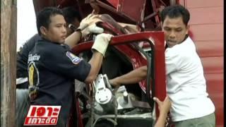 เกาะกู้ภัย  77 ตัดถ่างช่วยชีวิต  รอด 1  ตาย  1