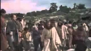 Jesus film in Hausa. Jesus biographical film.