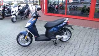 10. Aprilia Sport City 50 one 4T 2010 Roller