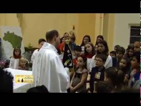 Missa 300 anos Nossa Senhora Aparecida dia 12 de outubro 2017