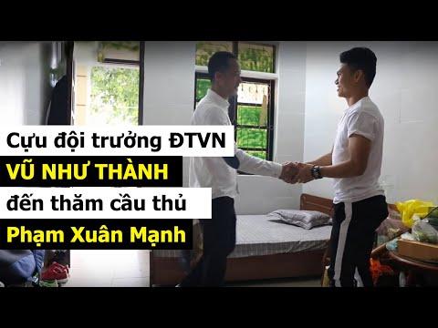 Thăm Nhà Phạm Xuân Mạnh U23 Việt Nam tại SLNA sau chấn thương bỏ lỡ Asian Cup 2019 - Vũ Như Thành - Thời lượng: 9 phút, 50 giây.