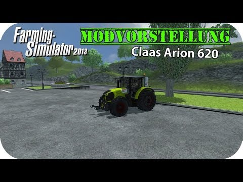 CLAAS Arion 620 v2.0 MR