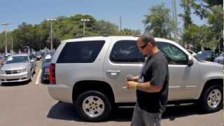 Autoline's 2011 Chevrolet Tahoe LT1 Walk Around Review Test Drive