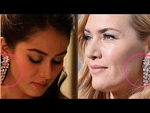 Did Kate Winslet COPY Shahid Kapoor's Wife Mira
