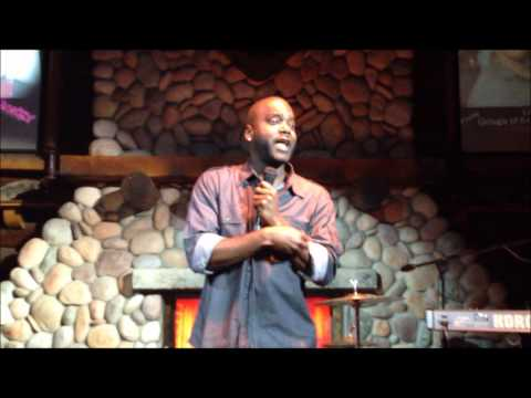 Comedian Jeremiah JJ Williamson @ Jazz and Jokes - Part 3 of 4