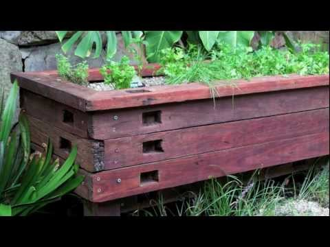create - Aquaponics is an amazing system that allows you to integrate a fish-filled pond or tank with growbeds for vegetables and herbs. These very cool systems are a...