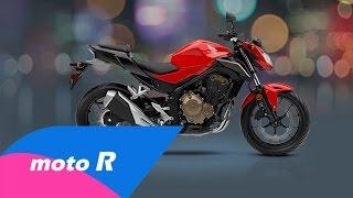 4. 2017 Honda CB500F