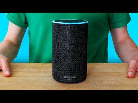 CRASH TEST  Amazon Echo