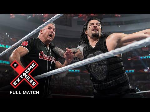 FULL MATCH - Undertaker & Roman Reigns vs. Drew McIntyre & Shane McMahon: WWE Extreme Rules 2019