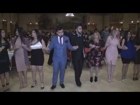 christmas party trailer 2016, assyrian entrance 2017