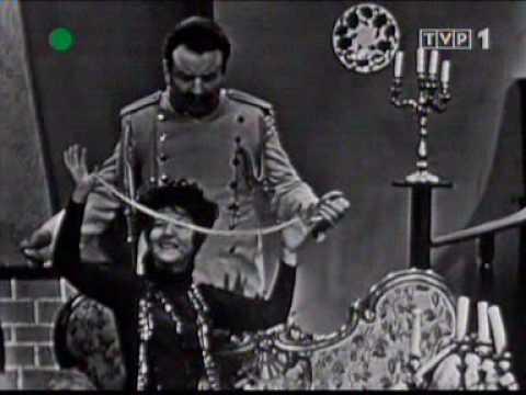 Tekst piosenki Kabaret starszych panów - Ty nie odmawiaj mi po polsku