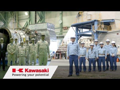 Kawasaki: Development of World's Most Efficient Gas Turbine