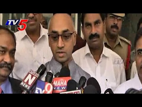 MP Galla Jayadev Reveals | AP Capital Design : TV5 News