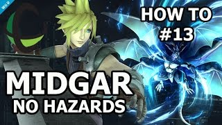 How to play on Midgar without stage hazards