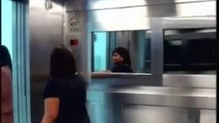 Brazil Elevator Ghost Prank 706644 YouTubeMix