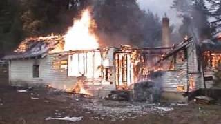 Lane County Fire District #1 - Poodle Creek Live Fire Training
